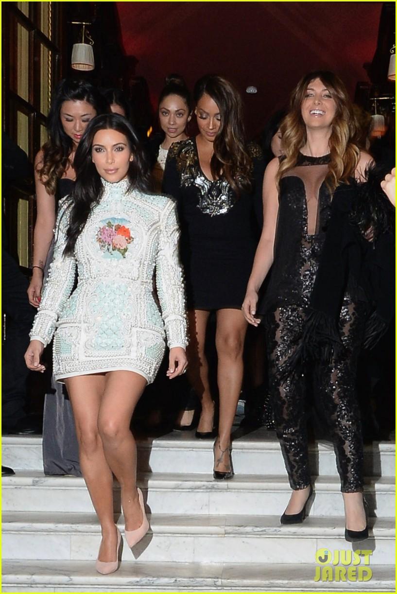 kim kardashian celebrates star studded bachelorette party 083120431