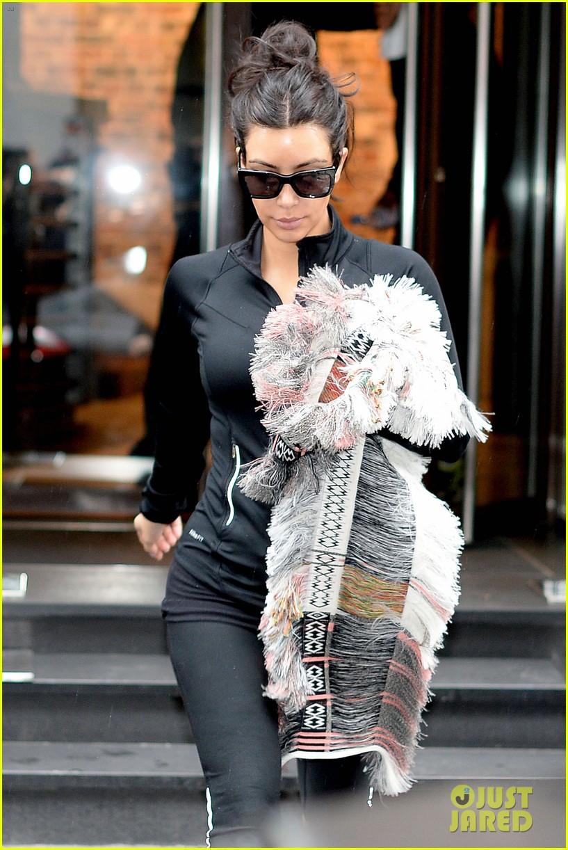 kim kardashian wears tight leather dress for pre wedding shopping 143119801