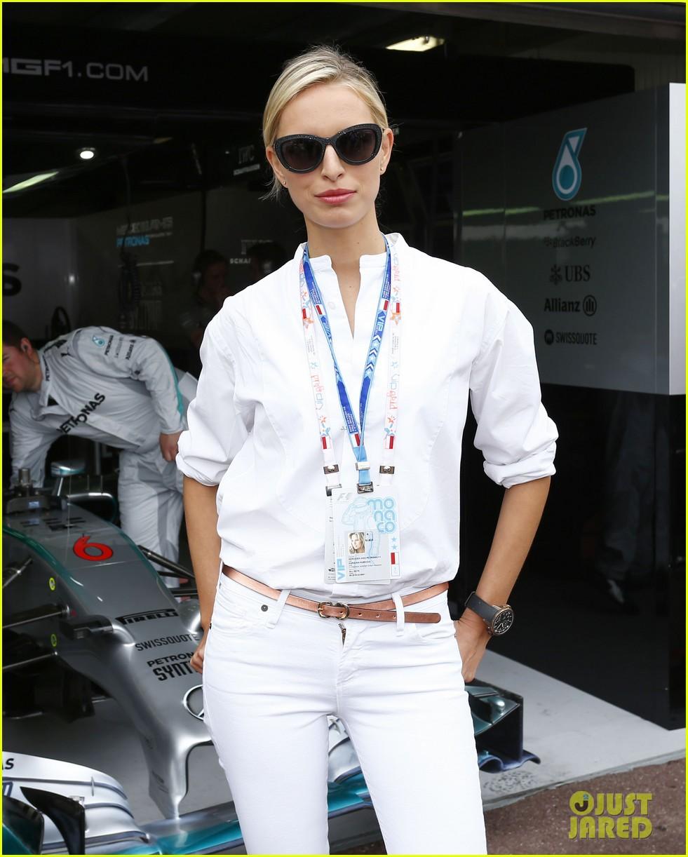 Logan Paul Reveals Why His New 1 Million Ranch Is: Karolina Kurkova Cheers On Pal Nico Rosberg At Monaco