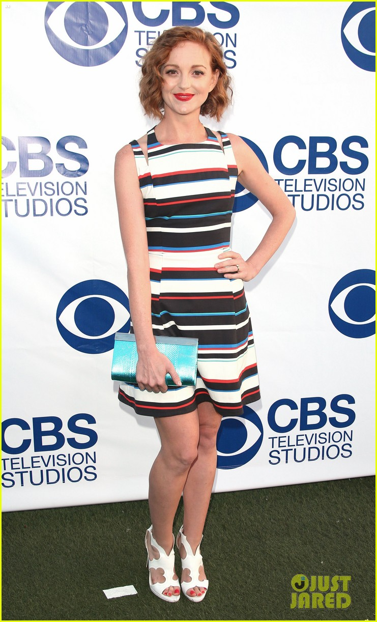 katharine mcphee cam gigandet celebrate new cbs shows 033118203