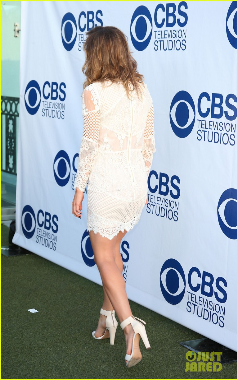 katharine mcphee cam gigandet celebrate new cbs shows 103118210