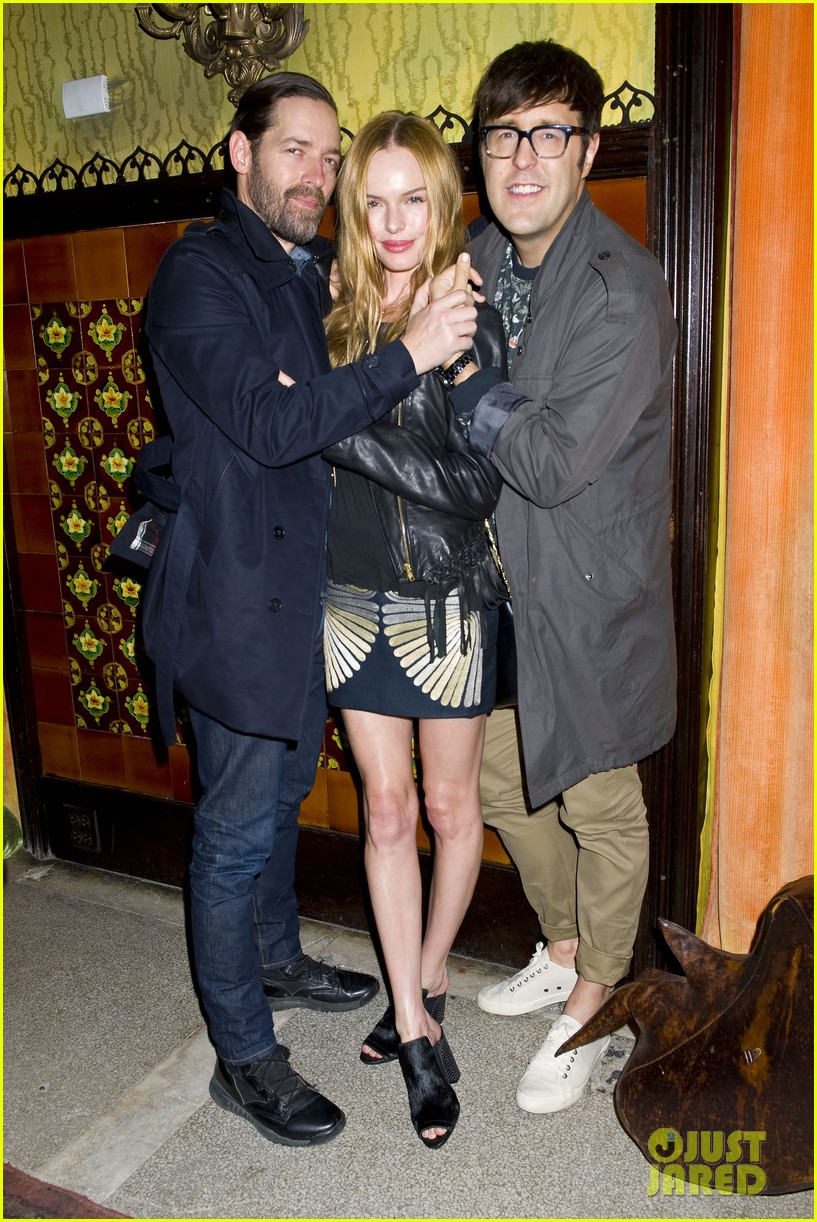 kate bosworth michael polish couple harry josh harrys party 053105043