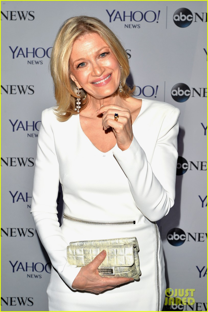 katie couric diane sawyer report white house correspondents dinner 073104888