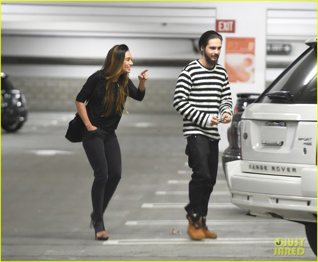 tom kaulitz movie date night with girlfriend ria sommerfeld 03
