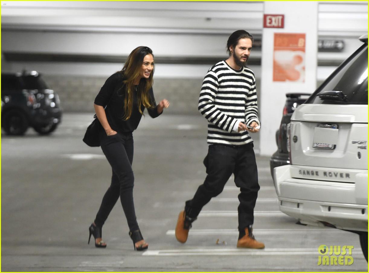 tom kaulitz movie date night with girlfriend ria sommerfeld 043118632