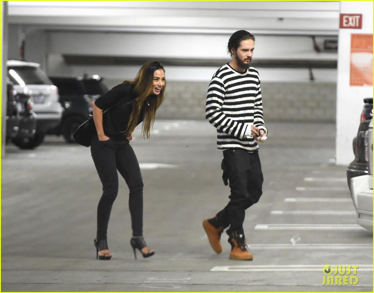 tom kaulitz movie date night with girlfriend ria sommerfeld 09