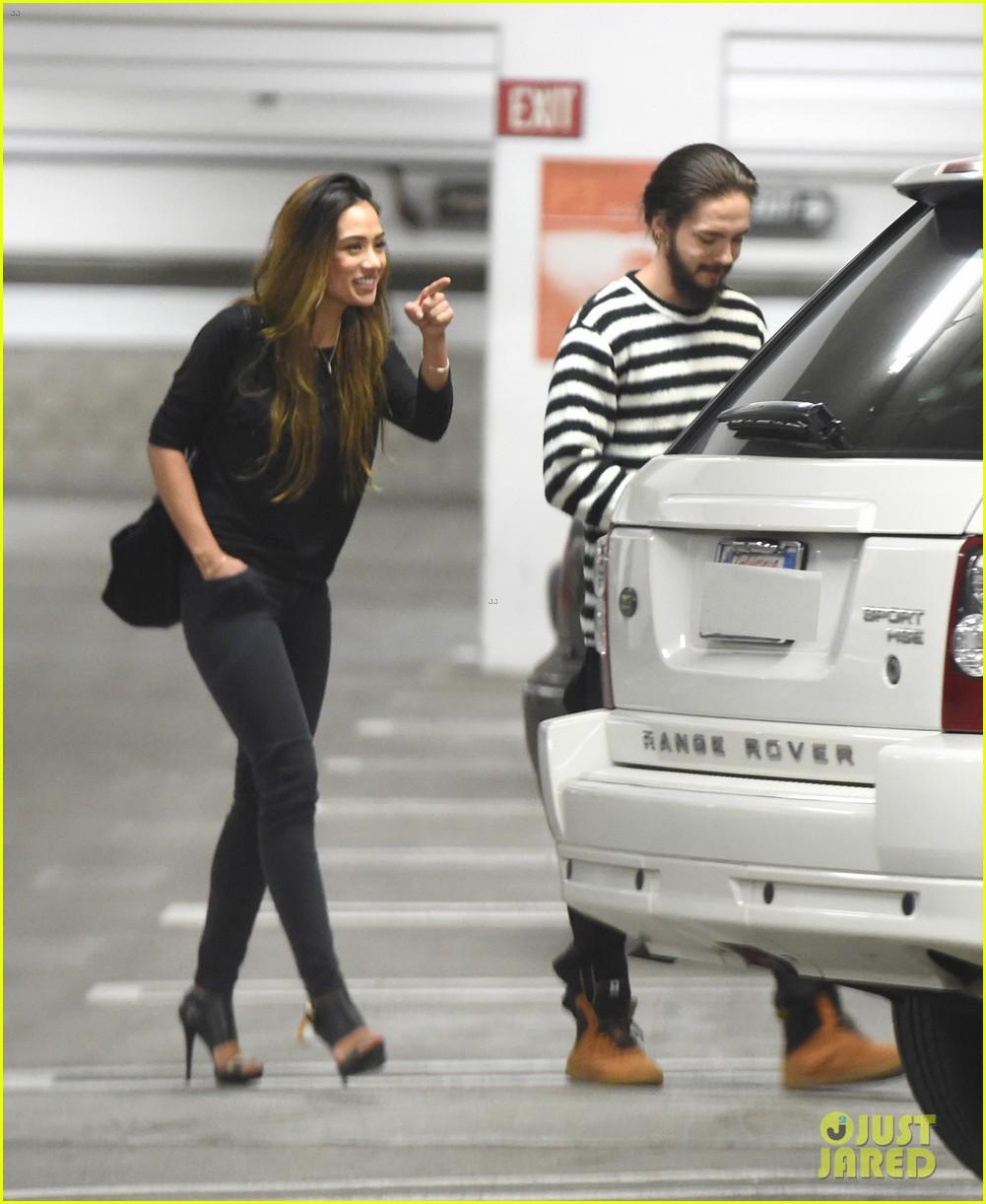 tom kaulitz movie date night with girlfriend ria sommerfeld 113118639