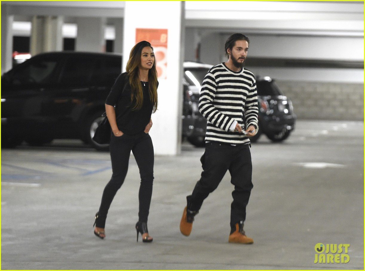 tom kaulitz movie date night with girlfriend ria sommerfeld 123118640