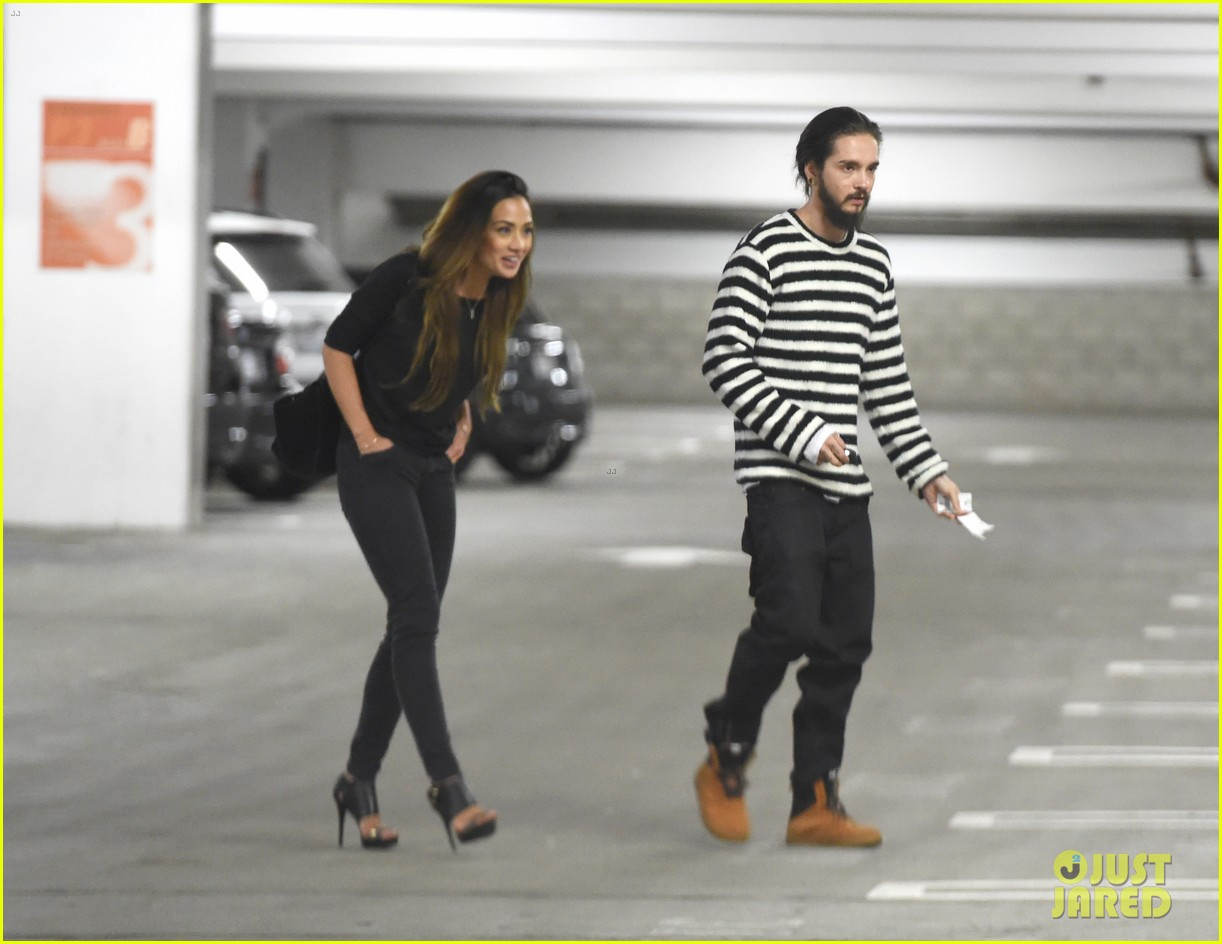 tom kaulitz movie date night with girlfriend ria sommerfeld 153118643