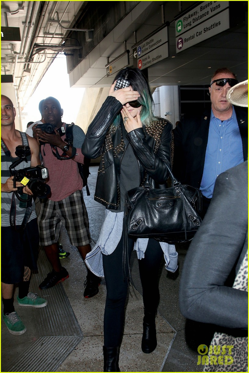 kendall kylie jenner la after kim kardashian wedding 01