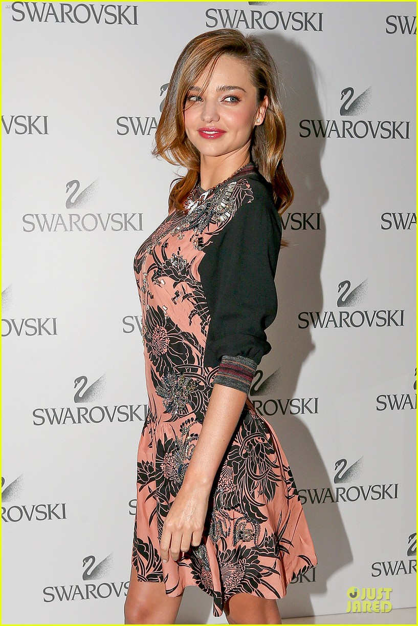 miranda kerr floral affair for swarovski 193112885