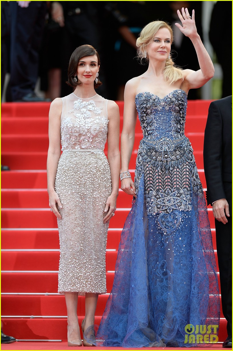 nicole kidman wears gorgeous intricately beaded gown for grace of monaco cannes premiere 033113194