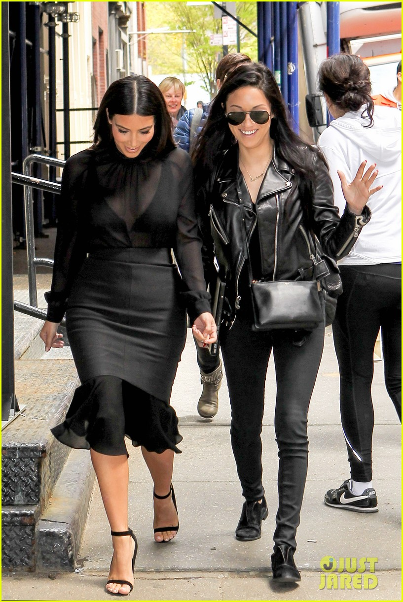kim kardashian thanks anna wintour for beautiful met ball 2014 113106879