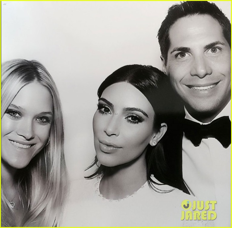 kim kardashian kanye west wedding photo booth 023121819