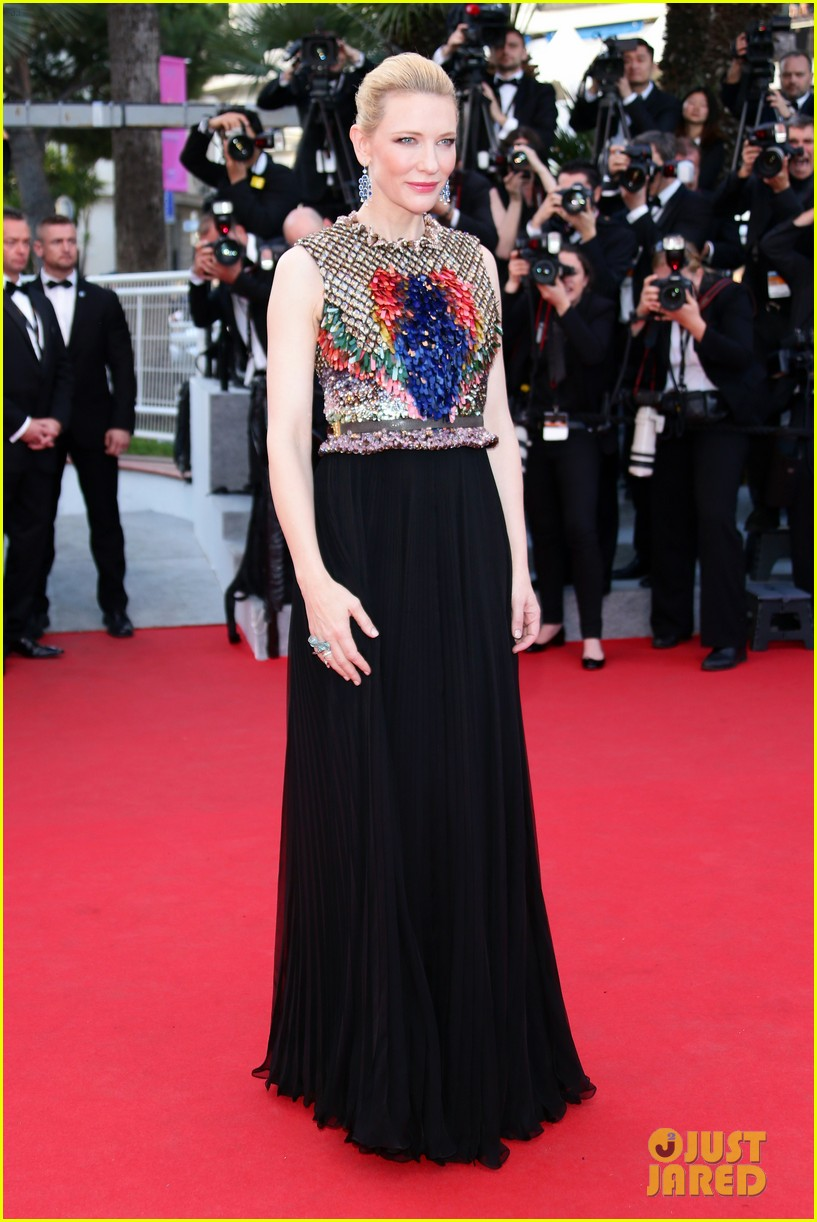 cate blanchett kit harington how to train your dragon 2 cannes premiere 013115097