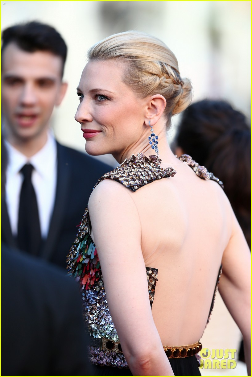 cate blanchett kit harington how to train your dragon 2 cannes premiere 023115098