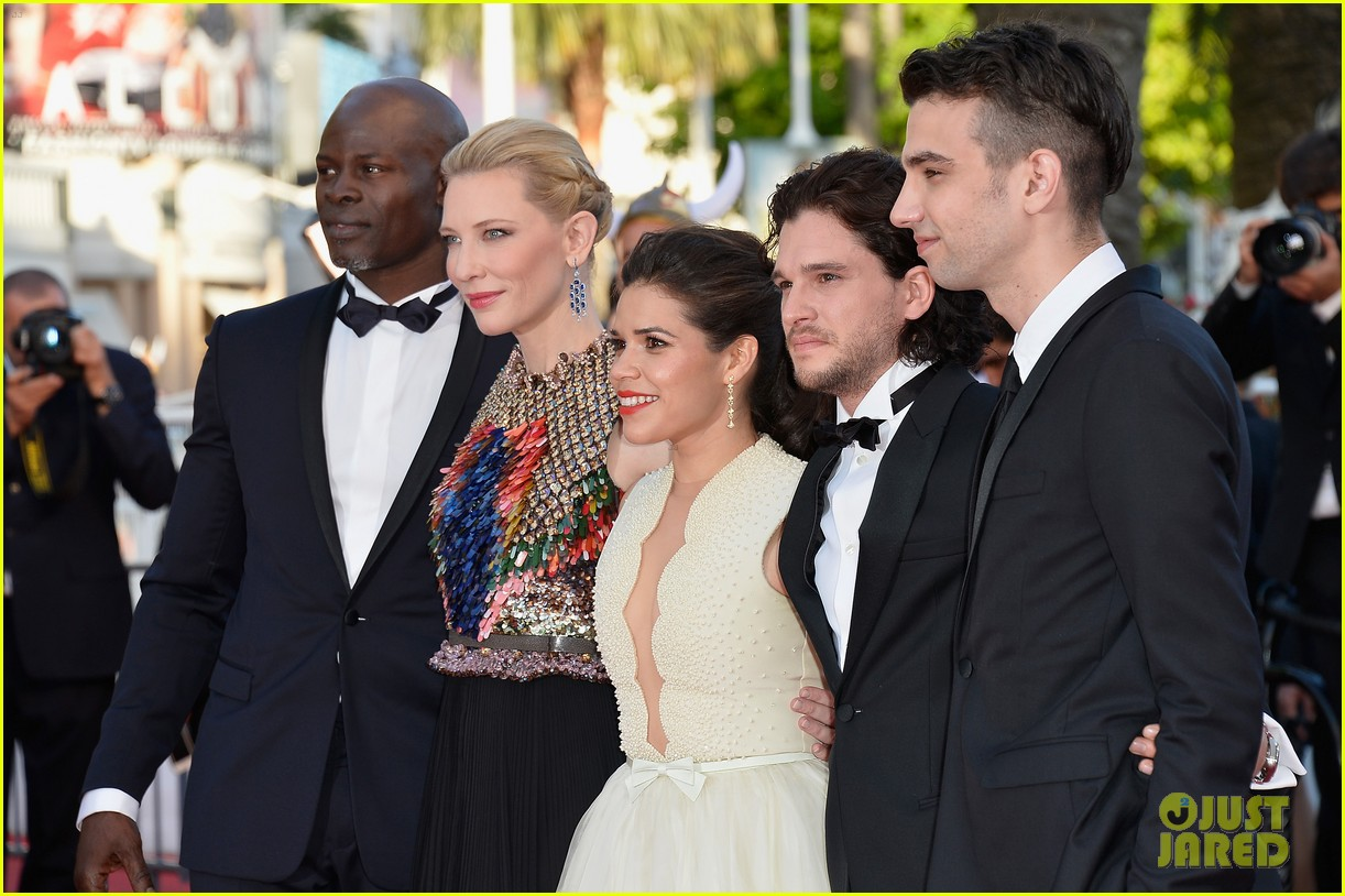 cate blanchett kit harington how to train your dragon 2 cannes premiere 103115106