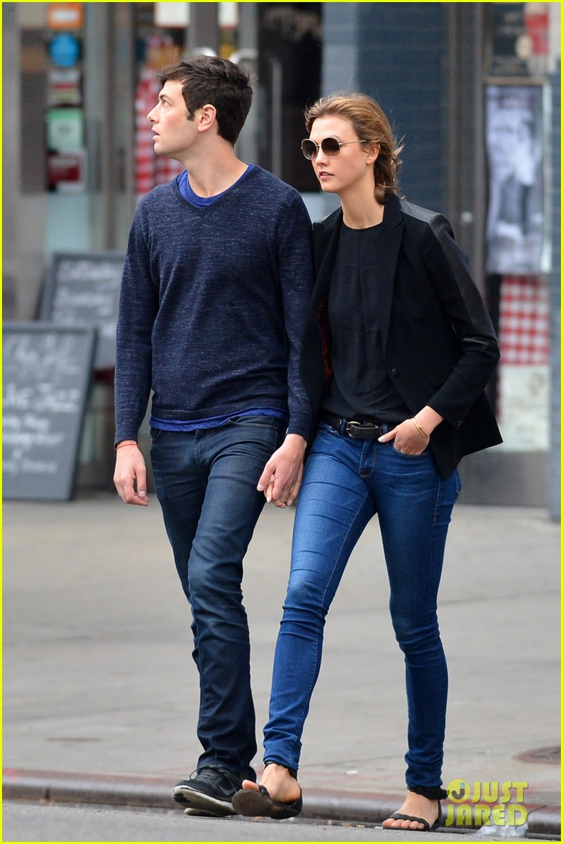karlie kloss boyfriend joshua kushner nyc denim duo 05