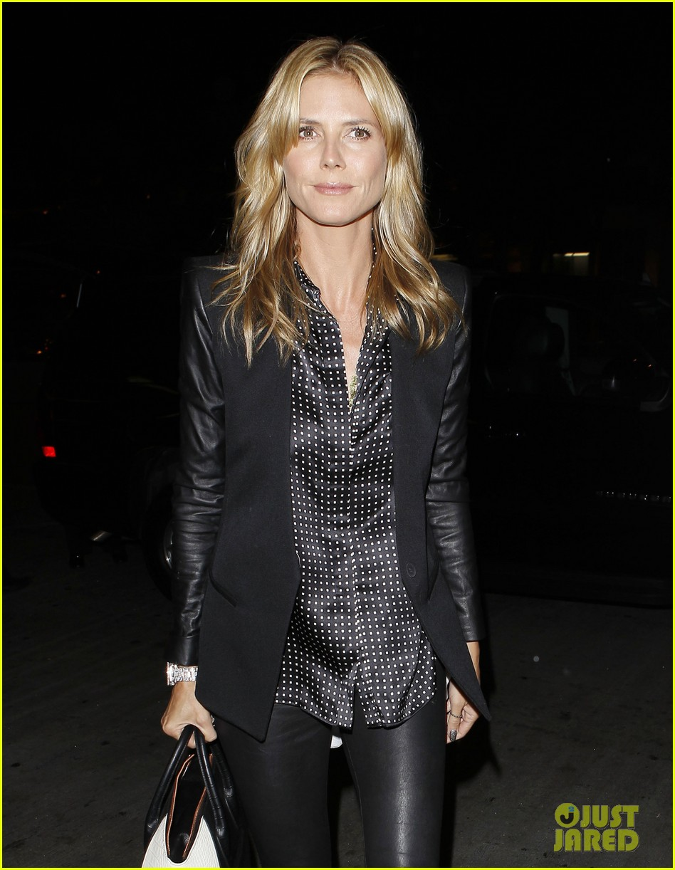 heidi klum supports youth development at up2us gala 053113964