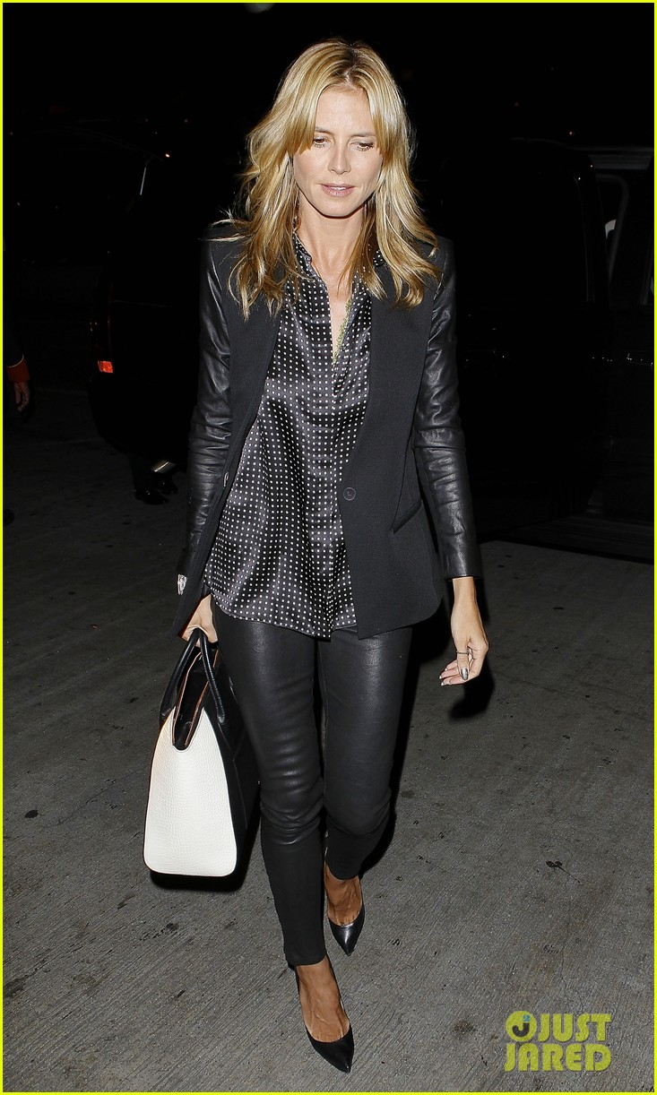 heidi klum supports youth development at up2us gala 073113966
