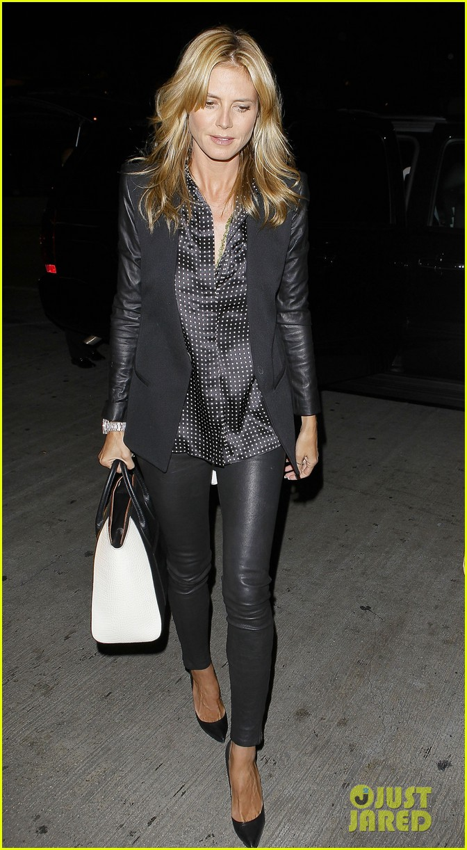 heidi klum supports youth development at up2us gala 083113967