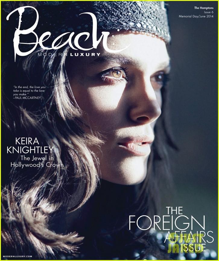 keira knightley beach magazine june 2014 053120633