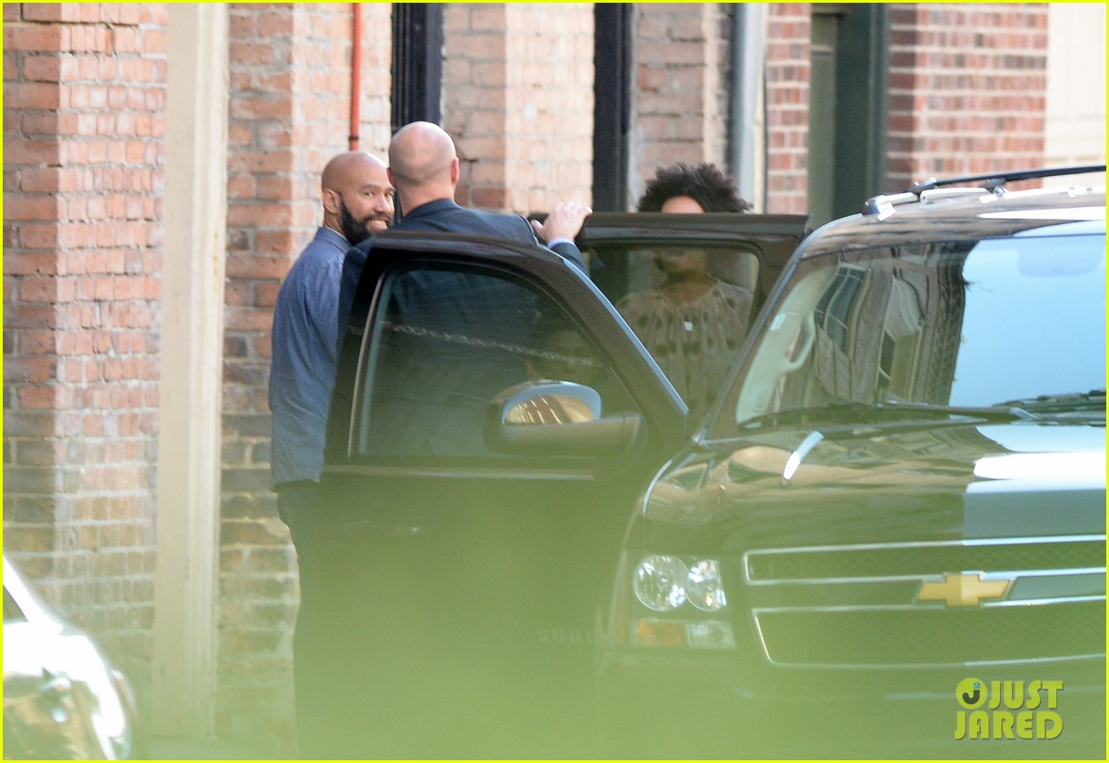 solange knowles emerges for first time since elevator fight video leaks 013118174
