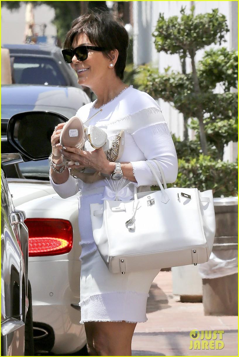 kourtney kardashian kris jenner attend kims bridal shower 253110269