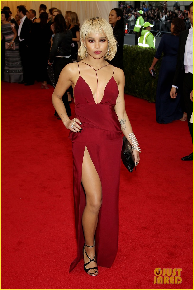 zoe kravitz met ball 2014 01
