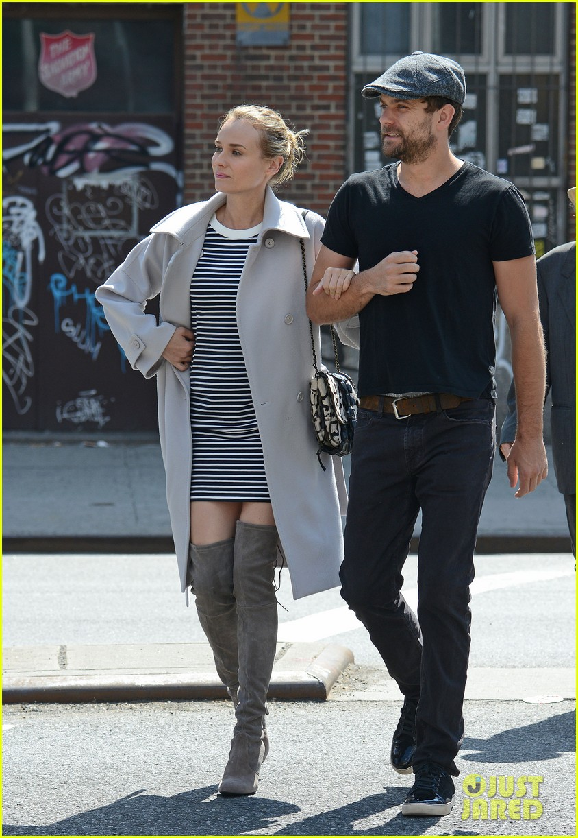 diane kruger joshua jackson continue being quite the cute couple 013103861