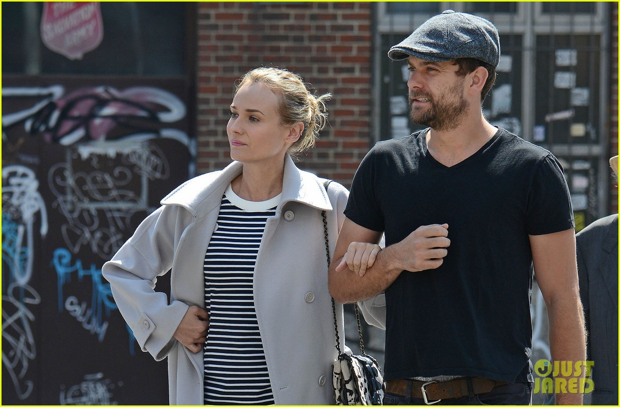 diane kruger joshua jackson continue being quite the cute couple 033103863