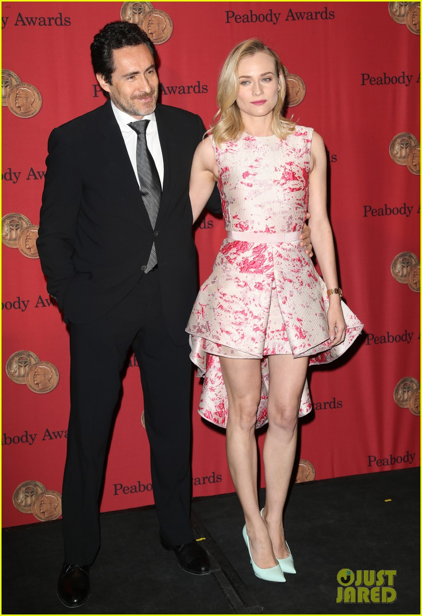 diane kruger spring dress peabody awards 03