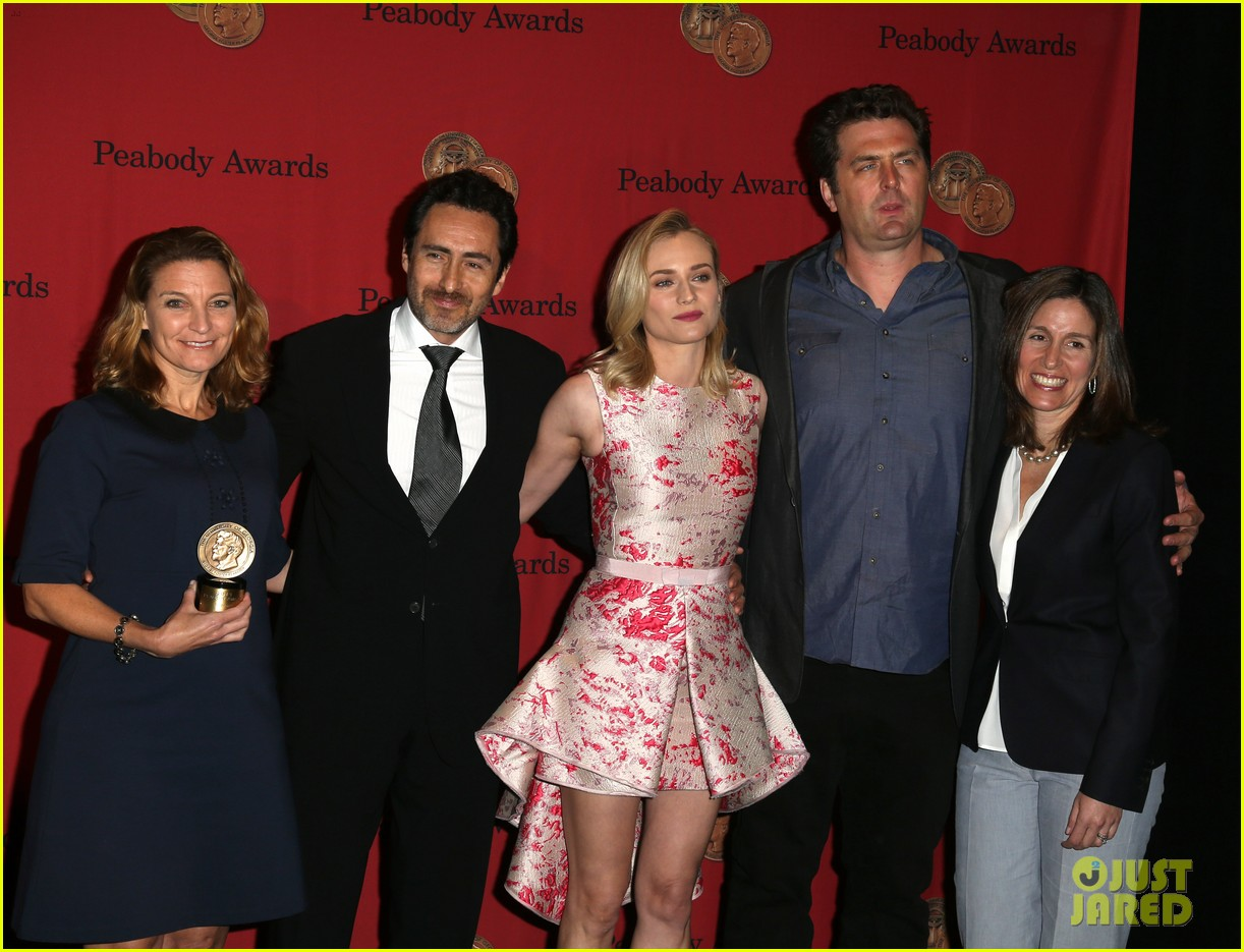 diane kruger spring dress peabody awards 27