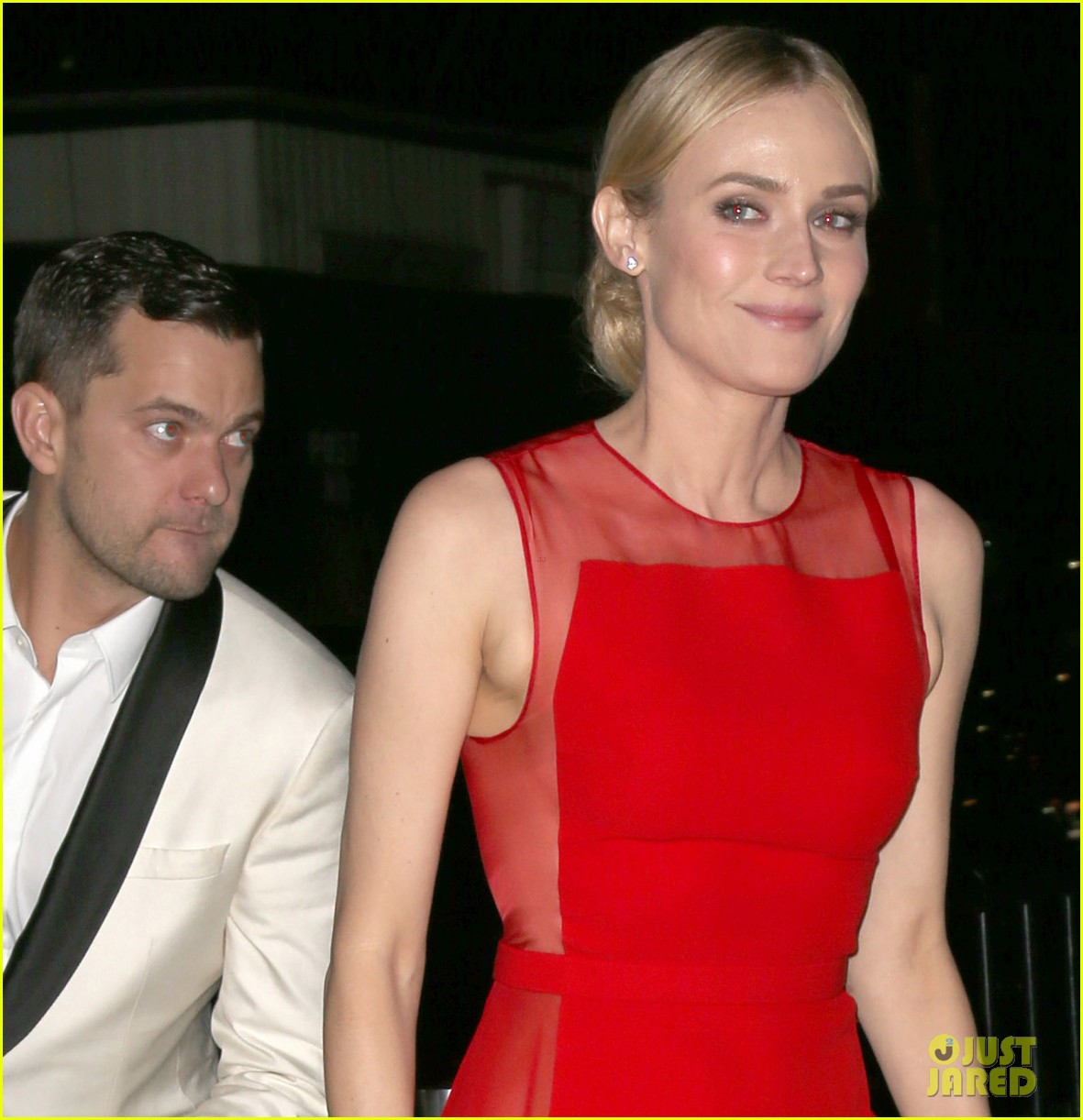 diane kruger goes red hot at met ball 2014 after party with joshua jcakson 013106802