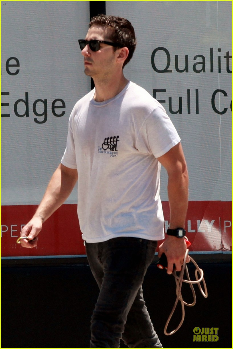 shia labeouf channing tatum drank together to bond 023125372