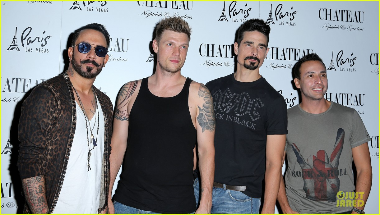 avril lavigne rock chick backstreet boys tour 073125120