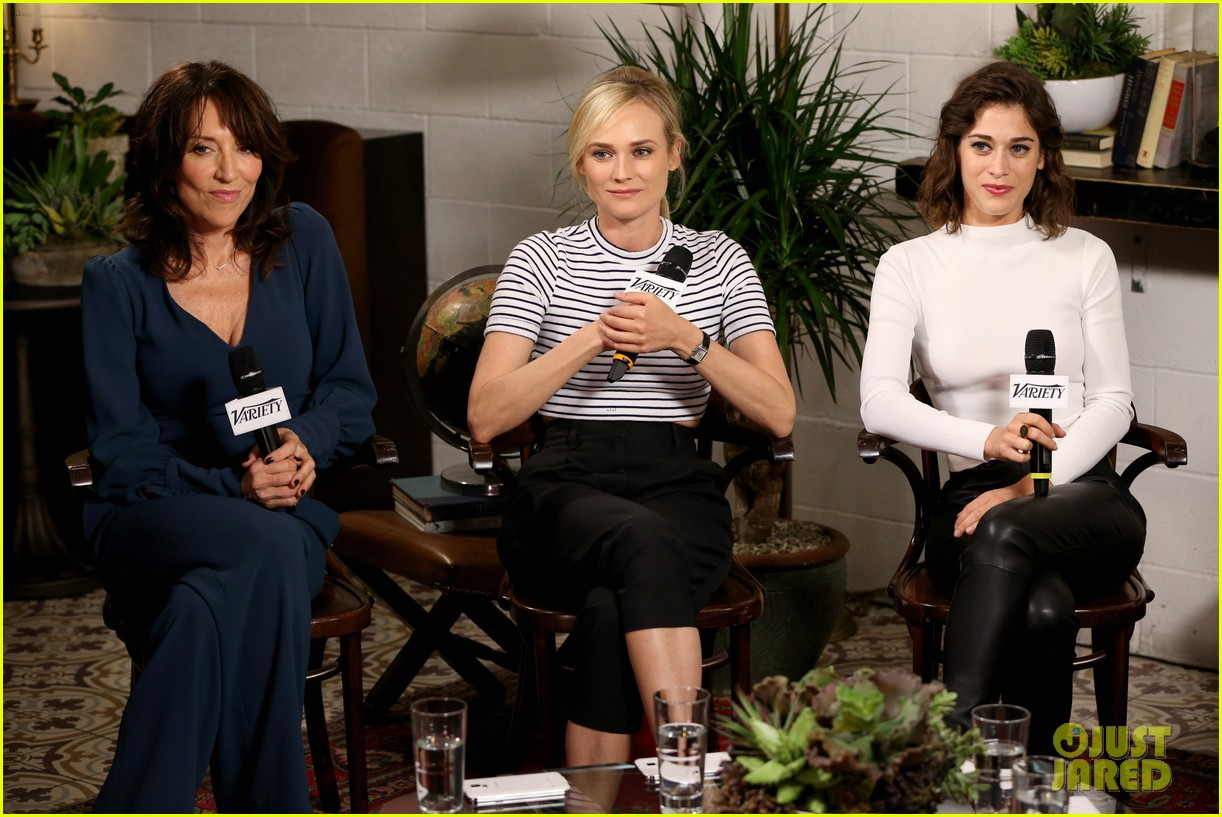 leading ladies of drama television gather up for variety 143124098