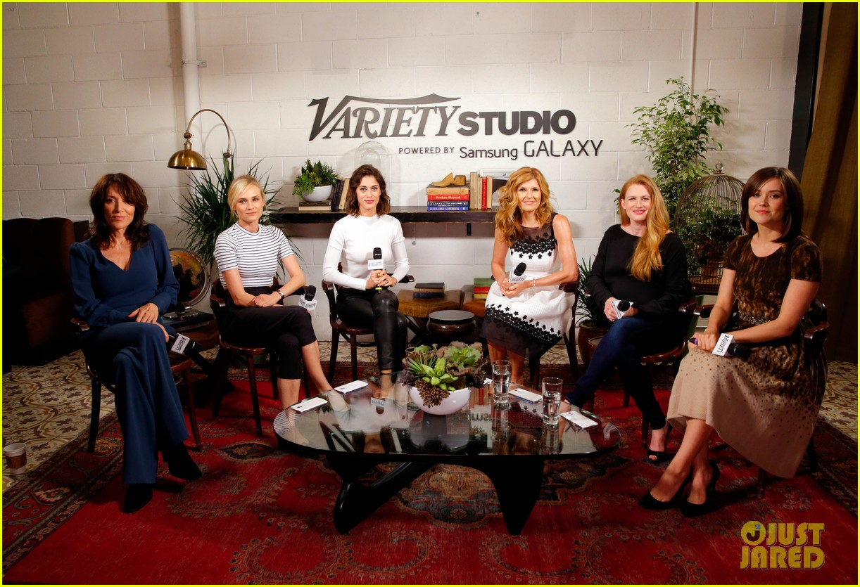 leading ladies of drama television gather up for variety 153124099