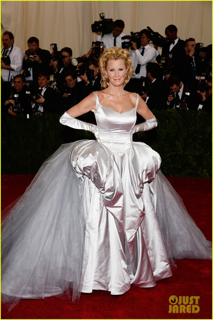 sandra lee met ball 2014 01