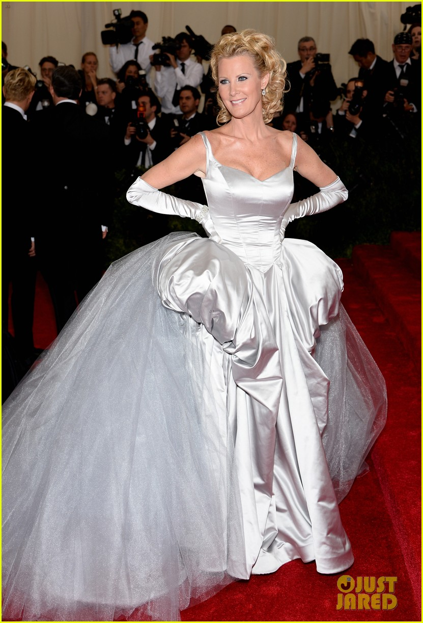 sandra lee met ball 2014 04