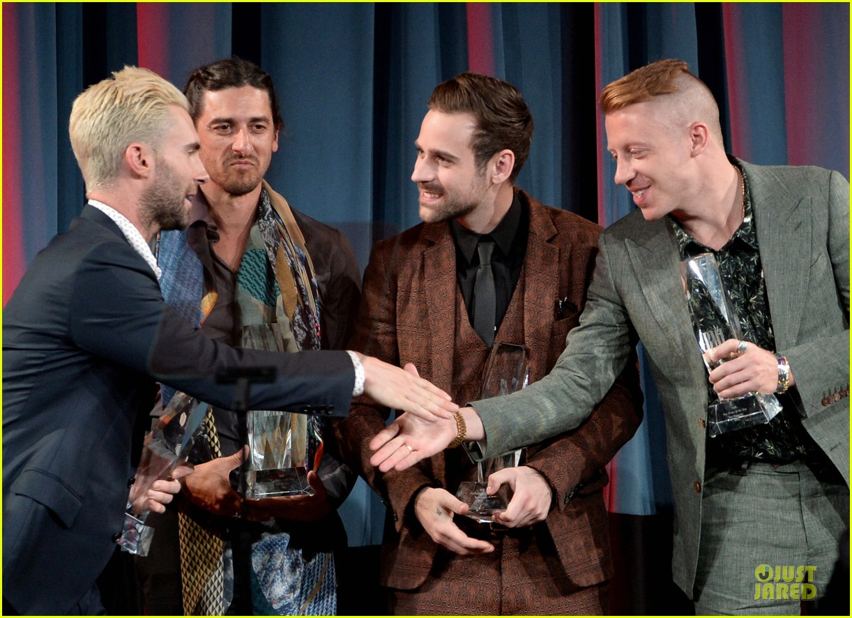 adam levine bmi songwriter of the year 03