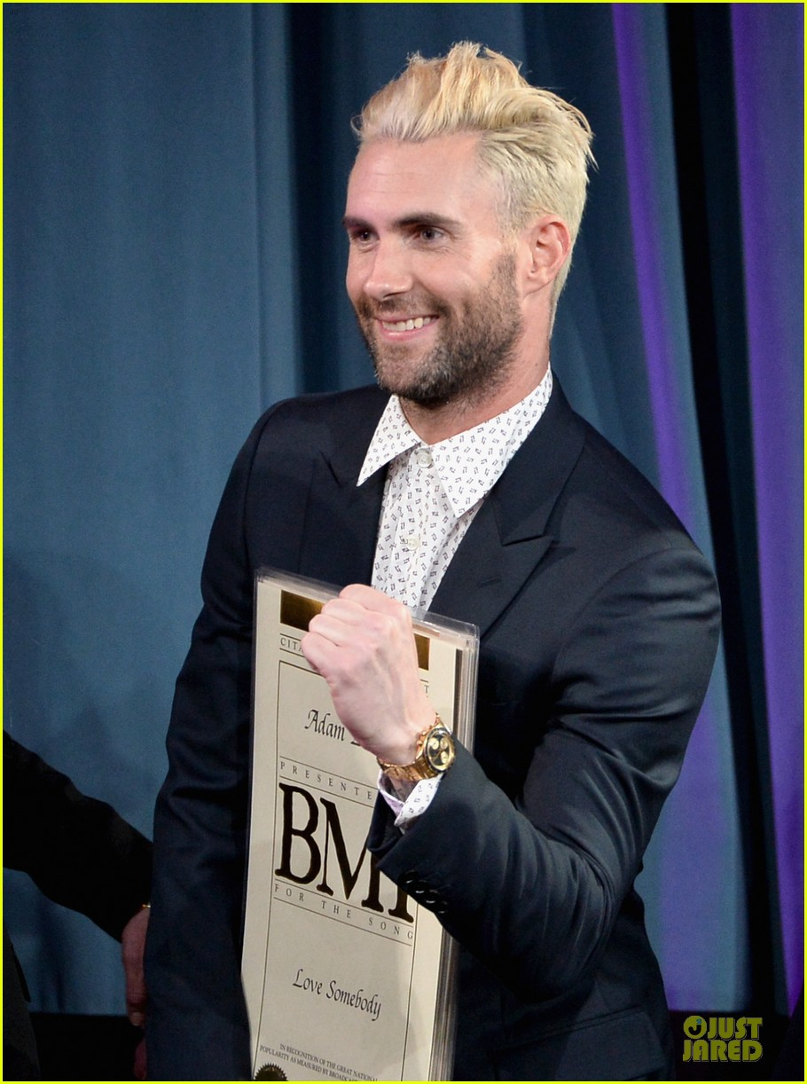 adam levine bmi songwriter of the year 063113037