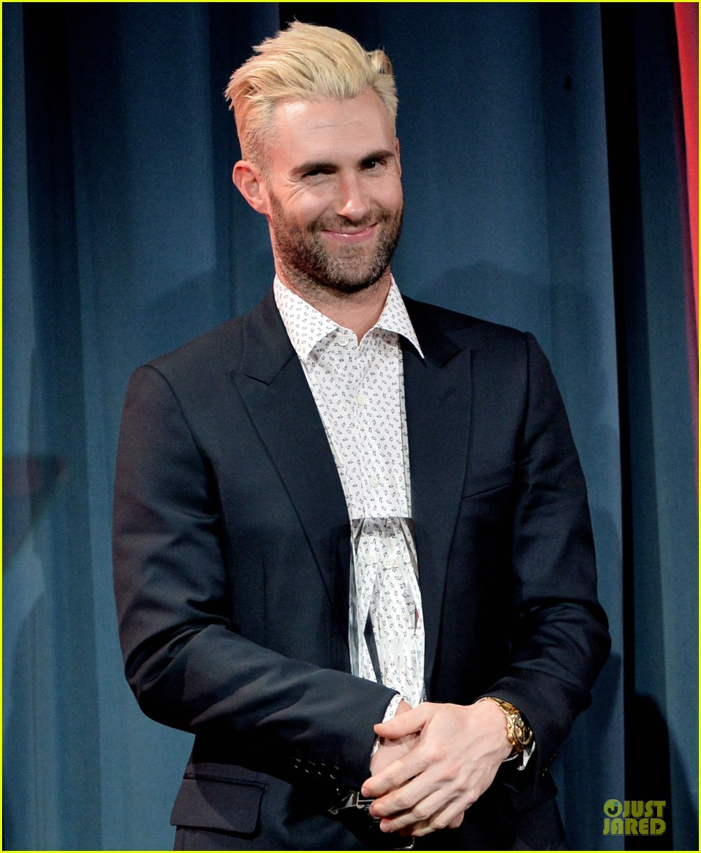 adam levine bmi songwriter of the year 083113039