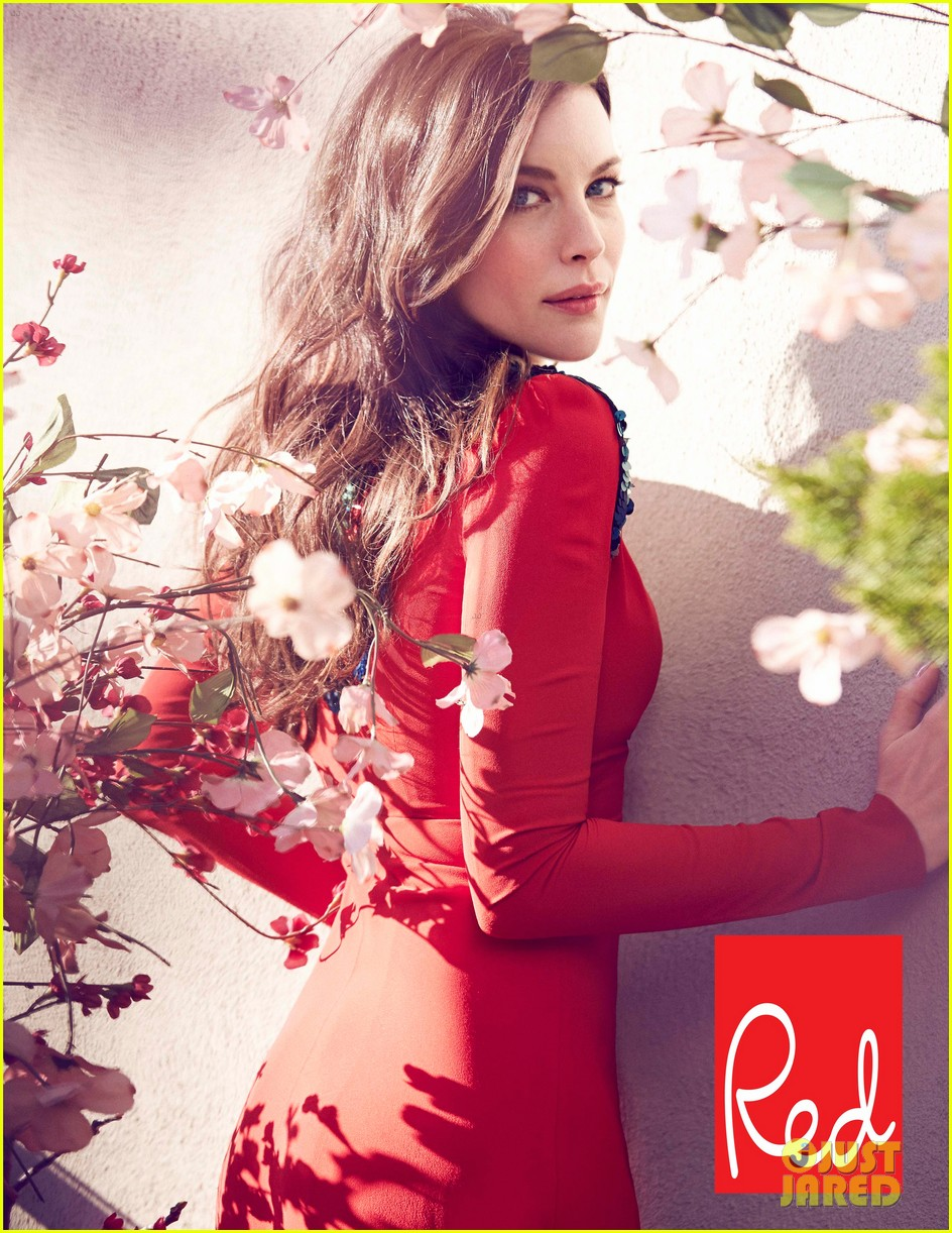 liv tyler covers red magazine july 2014 033122738