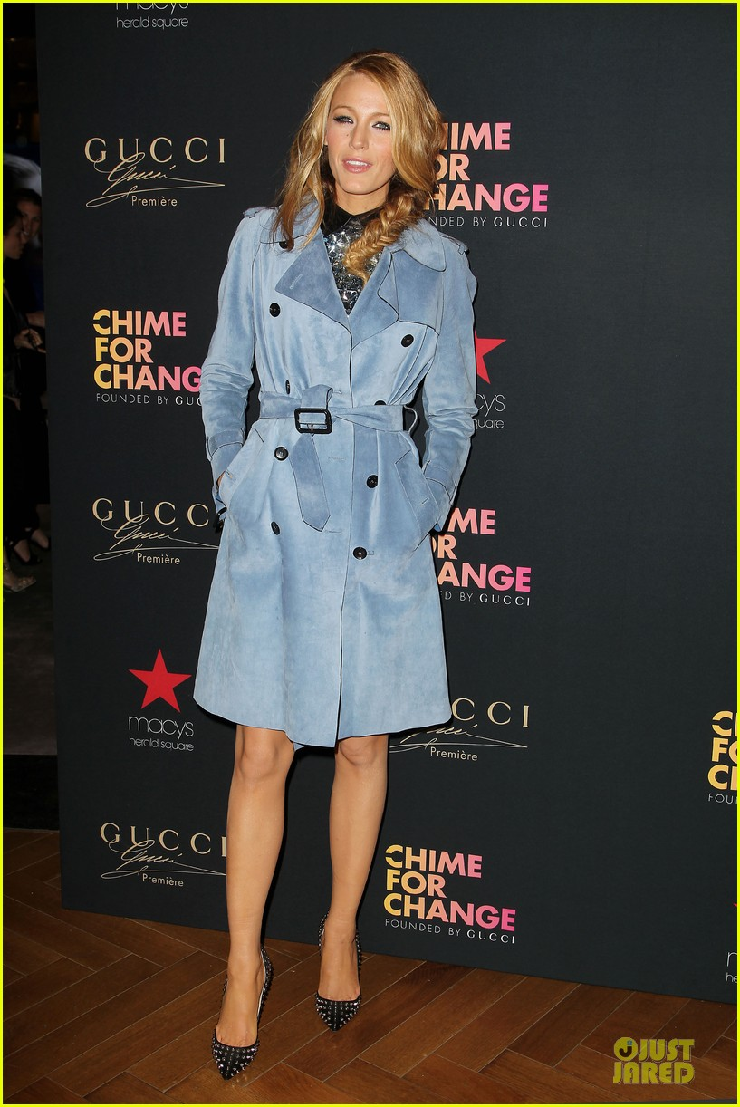 blake lively promote gucci chime for change 013107060