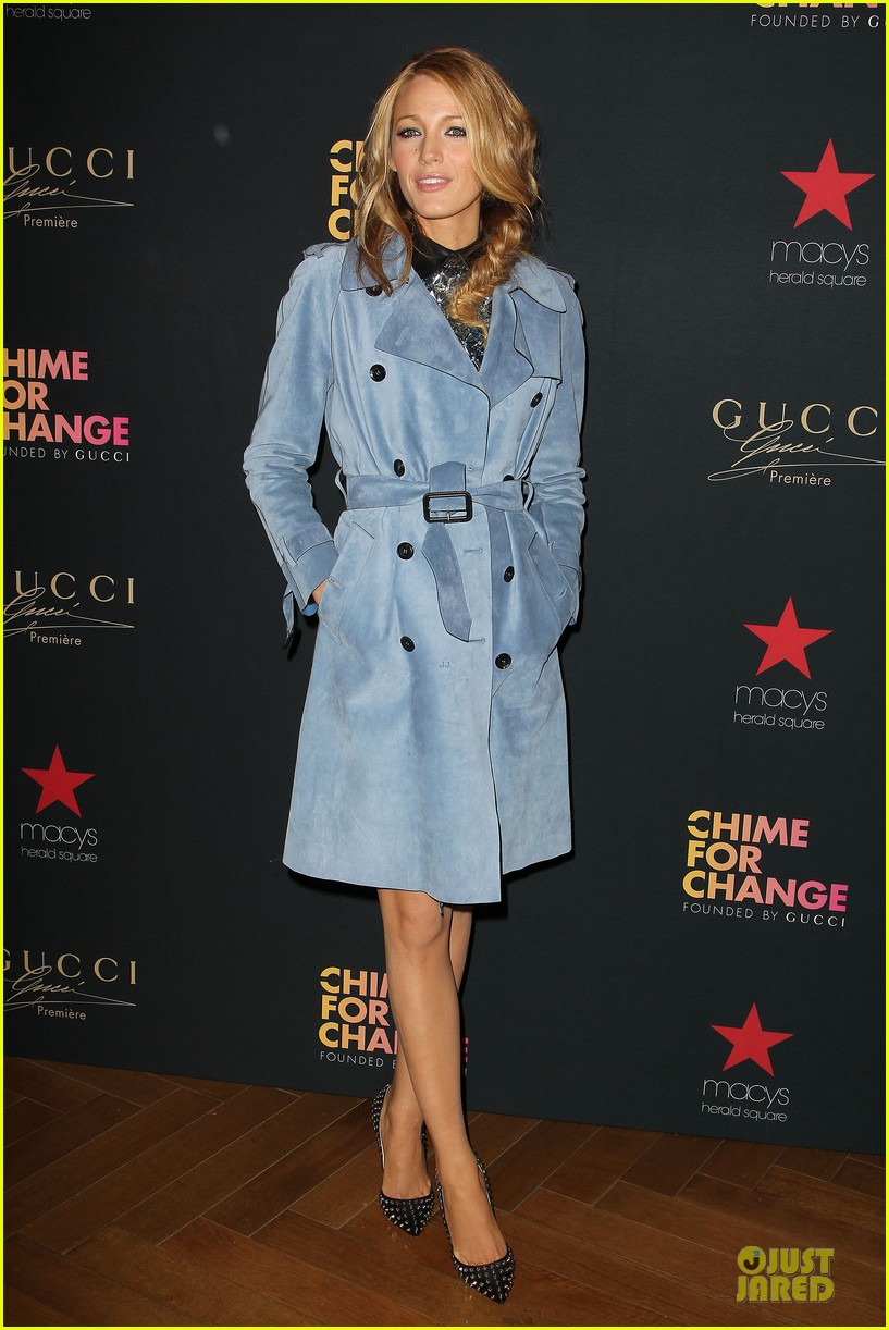 blake lively promote gucci chime for change 033107062