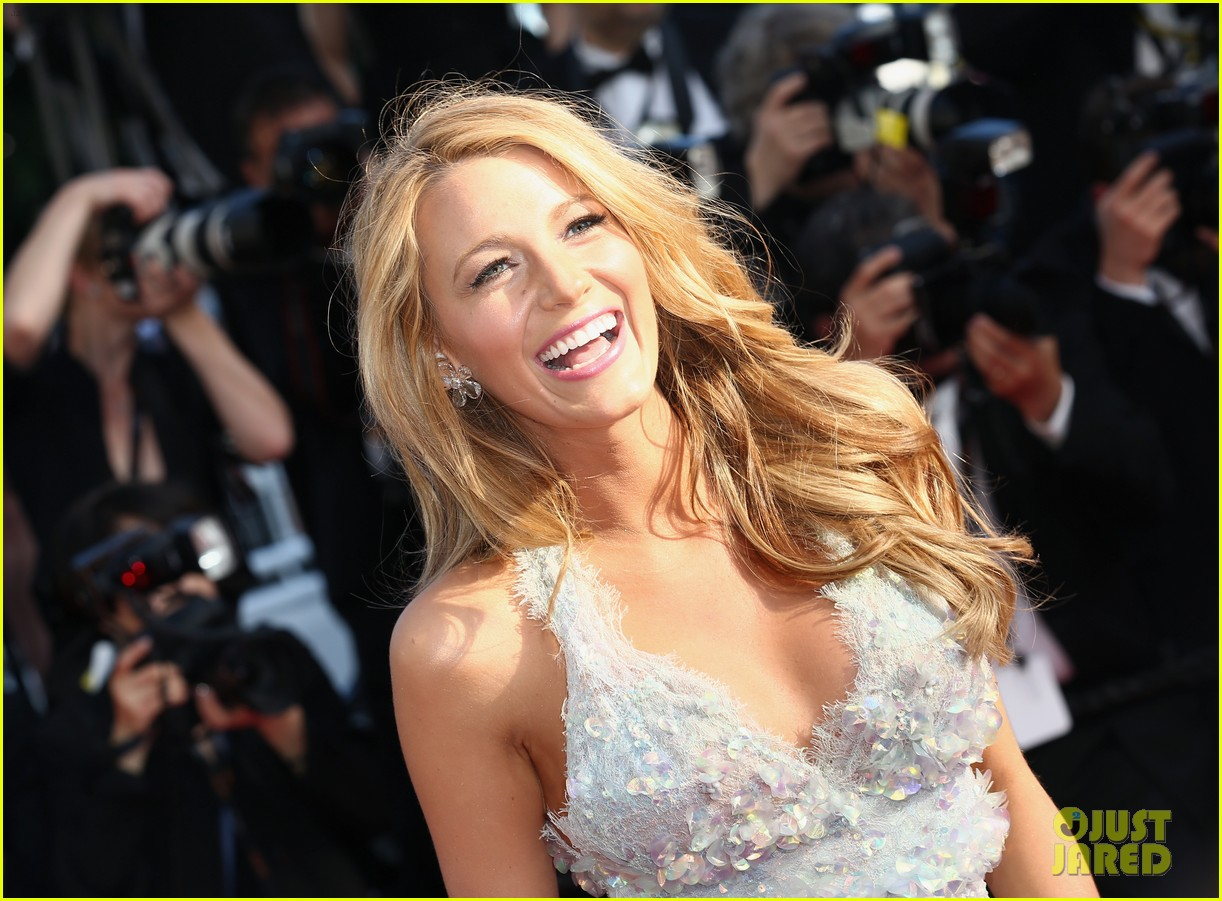 blake lively keeps her hands in her couture dress pockets 103114064