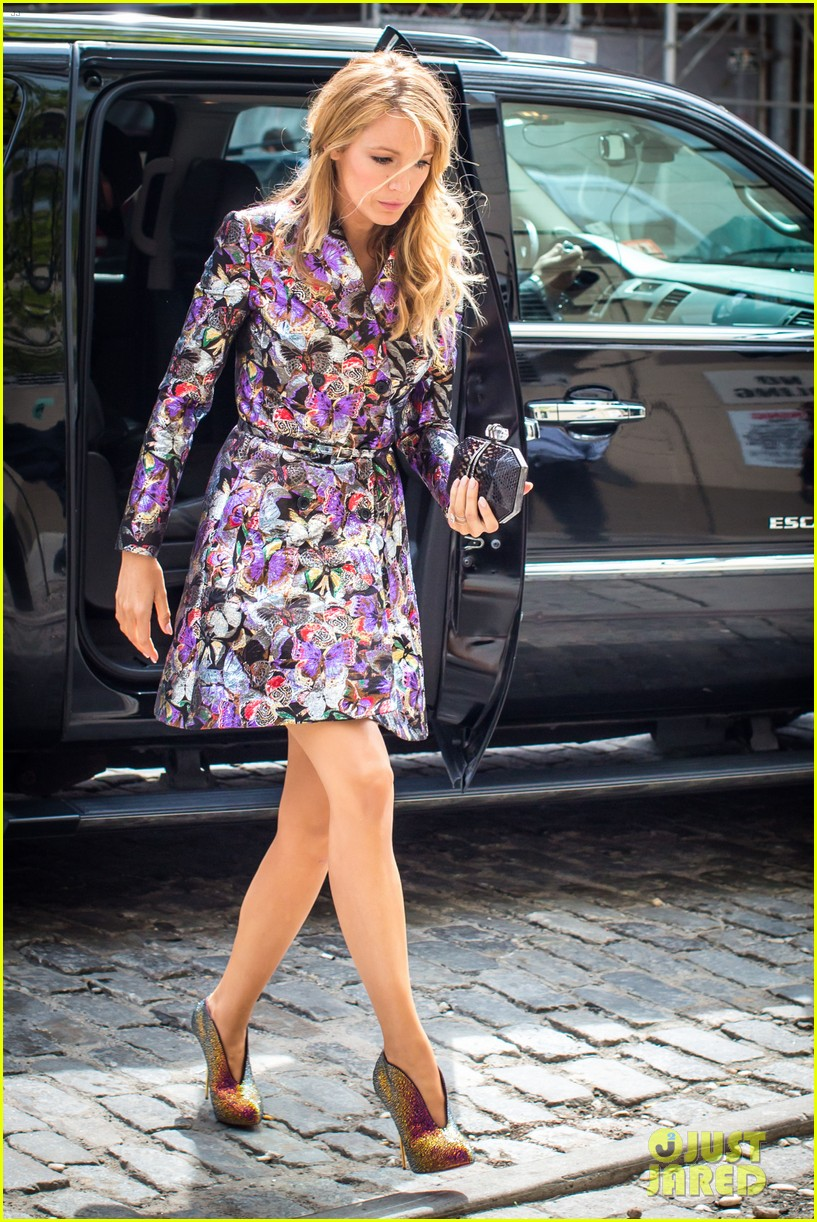 blake lively indulged in sundaes after the met ball 073108132