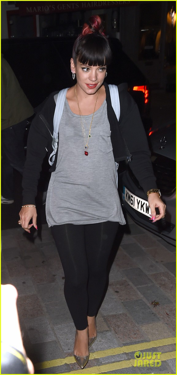 lindsay lohan lily allen hooked on chiltern firehouse 033125129