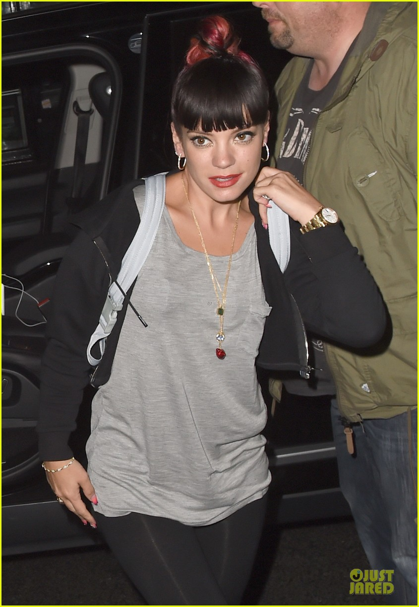 lindsay lohan lily allen hooked on chiltern firehouse 123125138